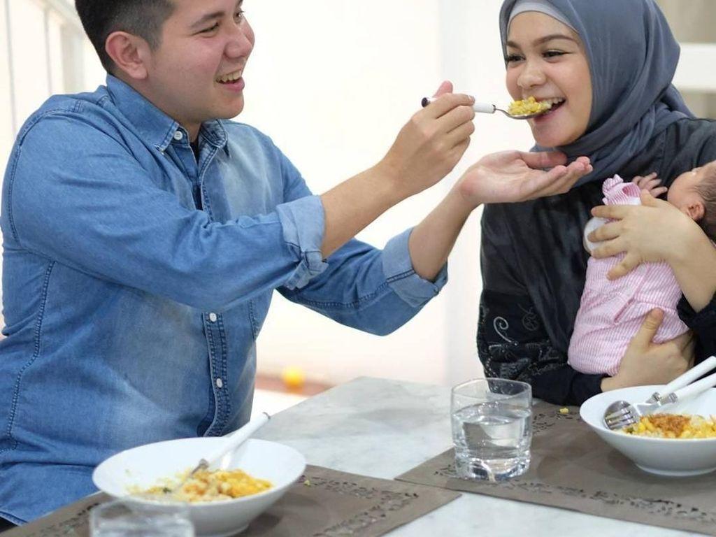 Haykal Kamil Ternyata Suka Makan Pakai Kecap dan Juga Jago Masak