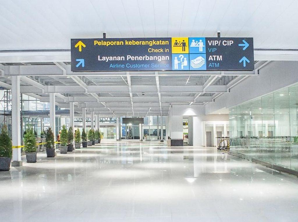 Video: Terminal Baru Bandara Semarang Mulai Dioperasikan