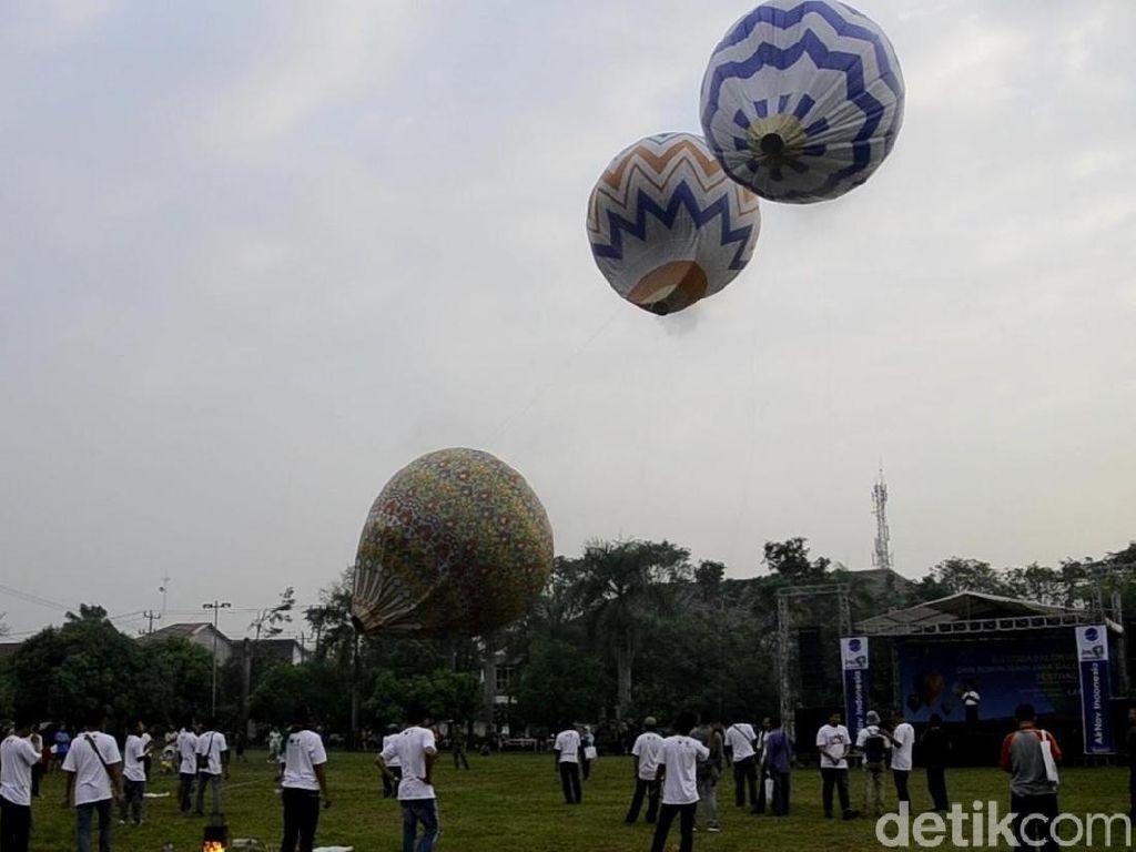 Airnav: Pelepasan Balon Udara Bahayakan Keselamatan Penerbangan!