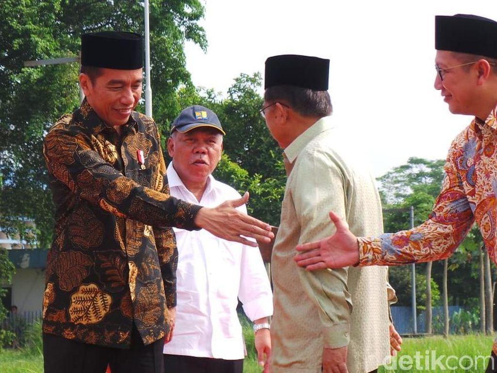 Jokowi: Sudah Sepantasnya RI Jadi Rujukan Peradaban Islam Dunia