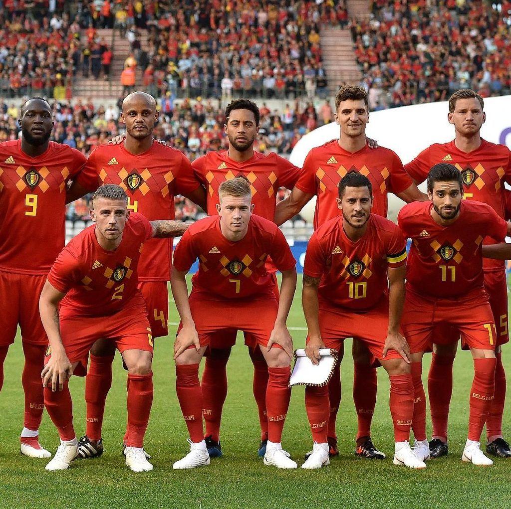 Prediksi Piala Dunia 2018 Belgia Vs Panama: Peluang Kecil Hasil Kejutan