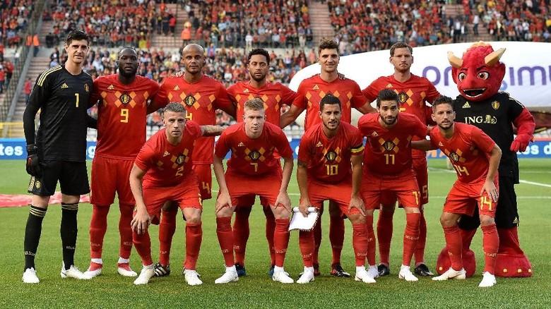 Lima Tim Top Tak Menang di Laga Awal, Belgia Bagaimana?