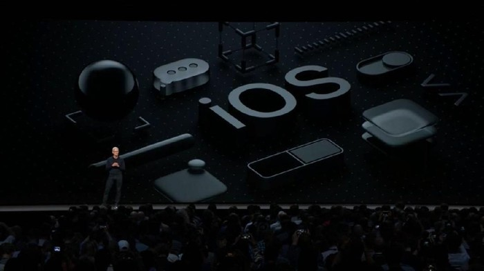 Apple kirim iOS 12.1 versi Beta ke pengembang (Foto: Apple)