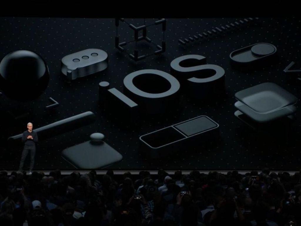 Ini Gadget Apple yang Kebagian iOS 12 dan macOS Mojave