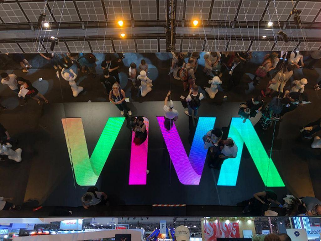 Mengintip VIVATech 2018, Pesta Startup Terbesar di Eropa