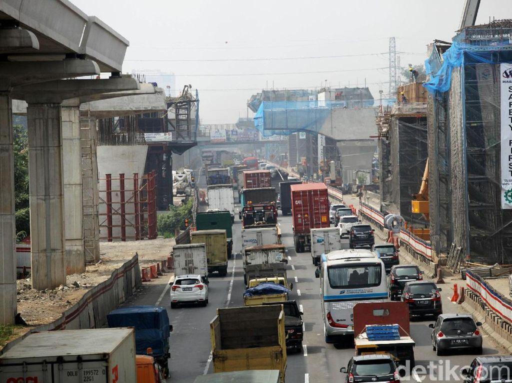 Begini Cara Cegah Macet Tol Jakarta-Cikampek saat Mudik Lebaran