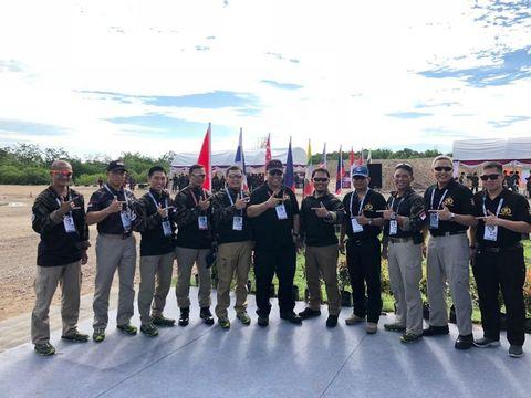 Tim Sniper Polri Sabet Juara 1 Asean Shooting Competition 2018