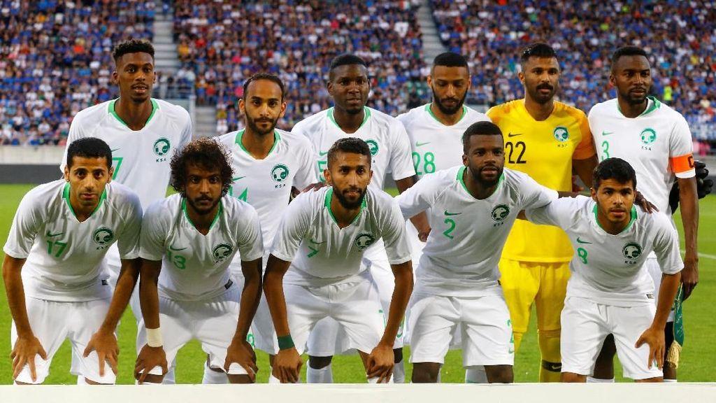 Daftar Lengkap Skuat Tim-Tim Peserta Piala Dunia 2018