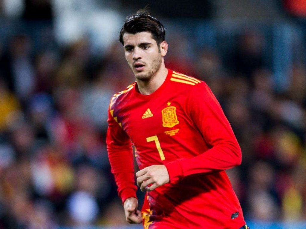 Ada Nations League, Morata Kembali Dipanggil Spanyol