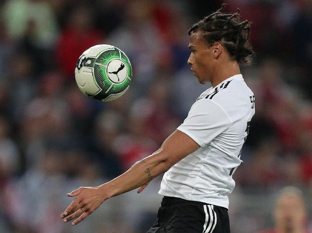 Sane Ikhlas Gagal ke Piala Dunia 2018