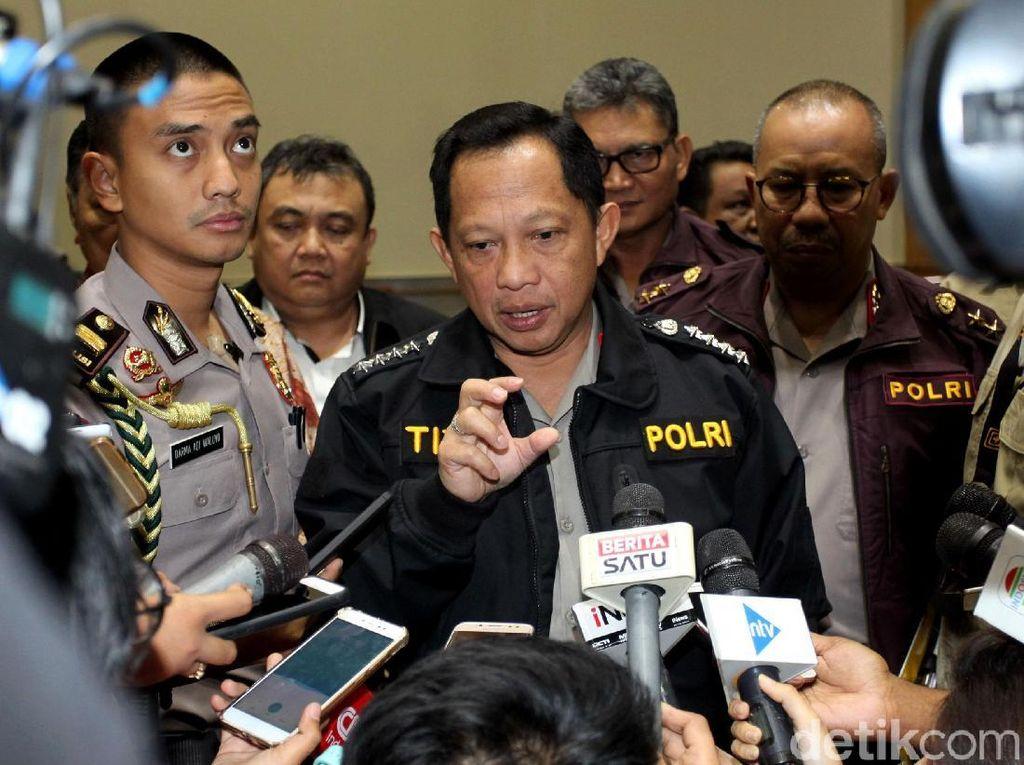 Kapolri Minta Polisi Dilibatkan dalam Pengawasan Angkutan Air