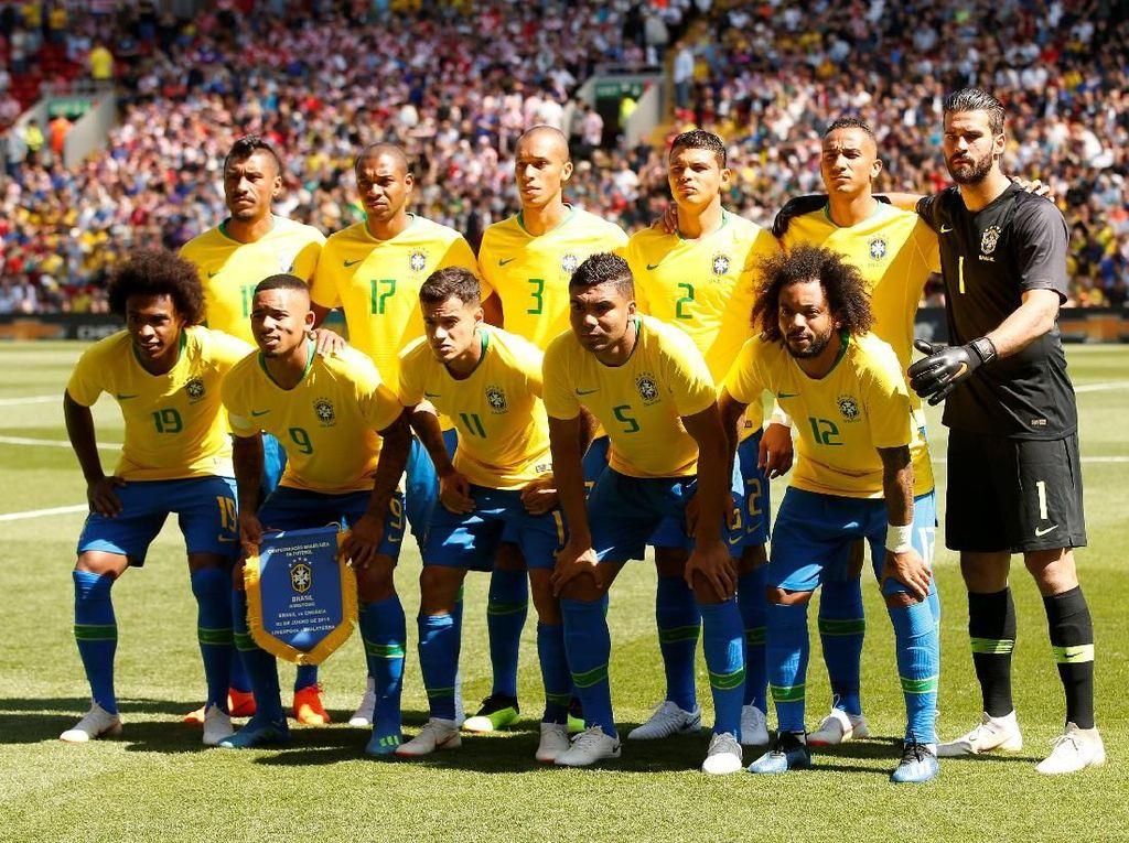 Keraguan Pele pada Brasil Jelang Piala Dunia 2018
