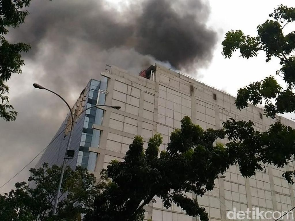 Semua Korban yang Terjebak Kebakaran di PRJ Telah Dievakuasi