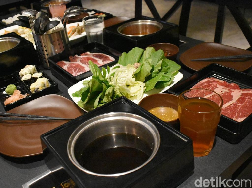 Buka Puasa dengan Daging Wagyu All You Can Eat