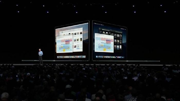 Ilustrasi macOS. Foto: Apple