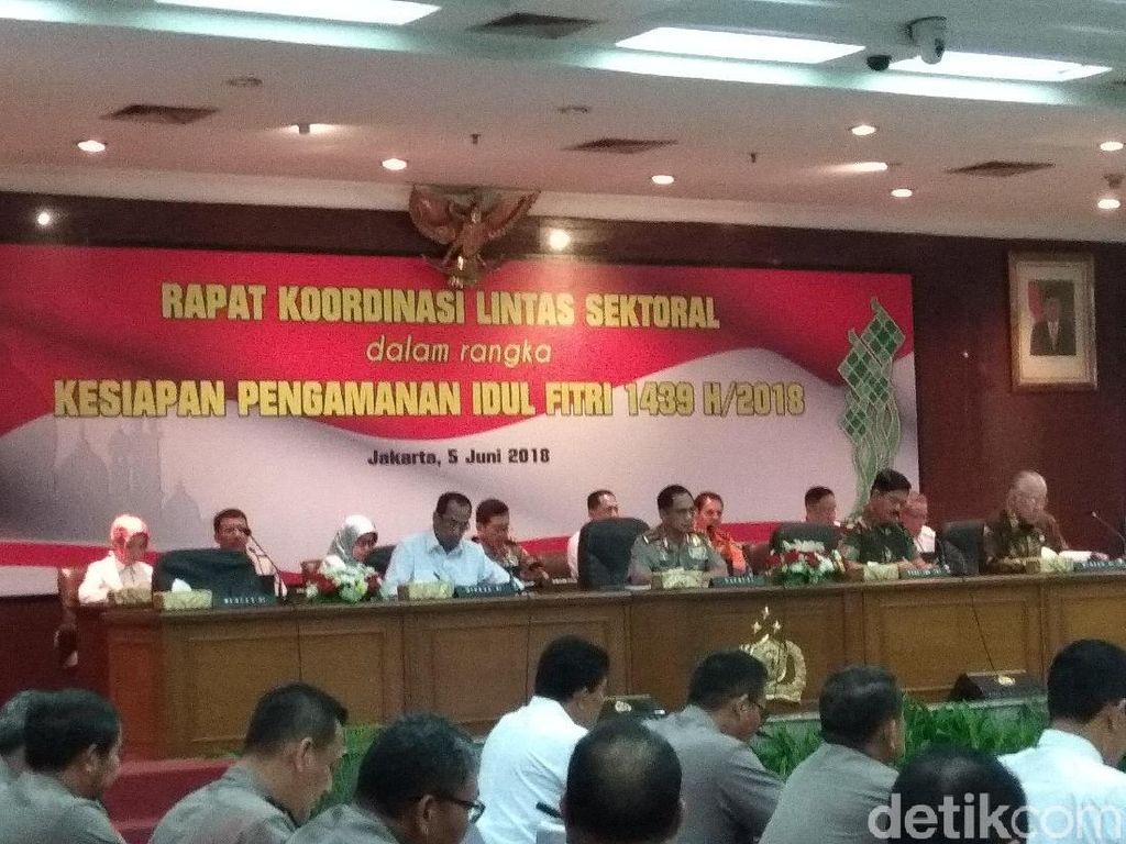 Kapori Minta Polda Bentuk Satgas Antiteror yang Sinergi dengan TNI