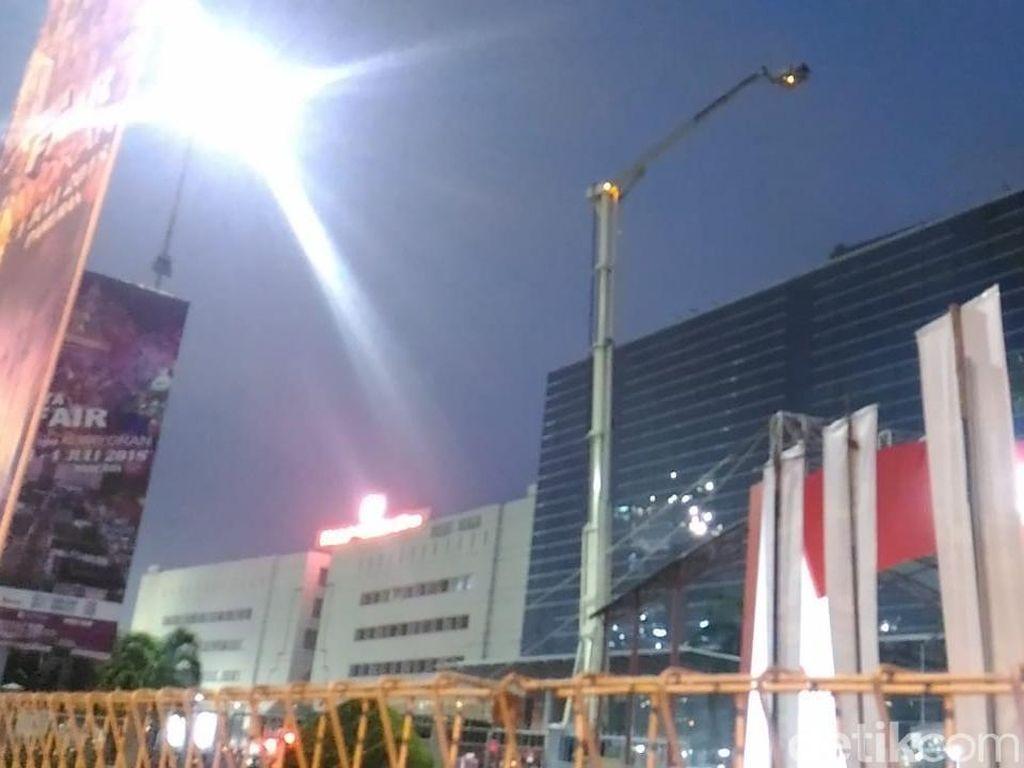 Selidiki Penyebab Kebakaran, Polisi Segera Olah TKP di Gedung PRJ