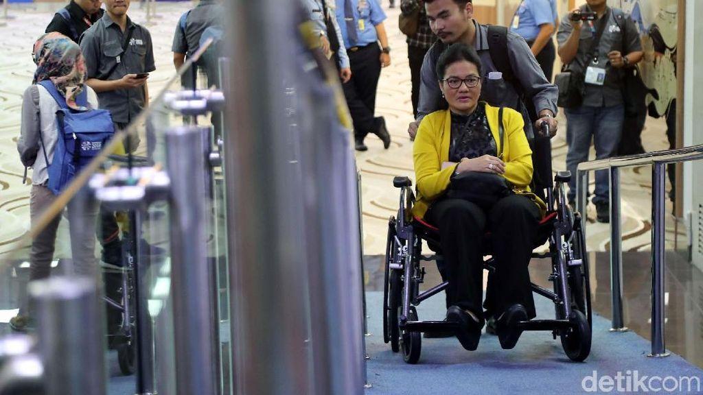 Inapgoc Gelar Simulasi untuk Atlet Disabilitas
