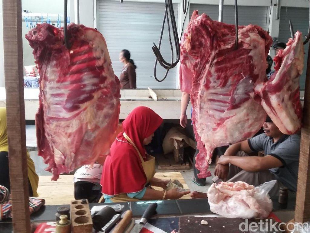 Stok Daging di Bondowoso, Disperindag: Kita Tak Pernah Kekurangan