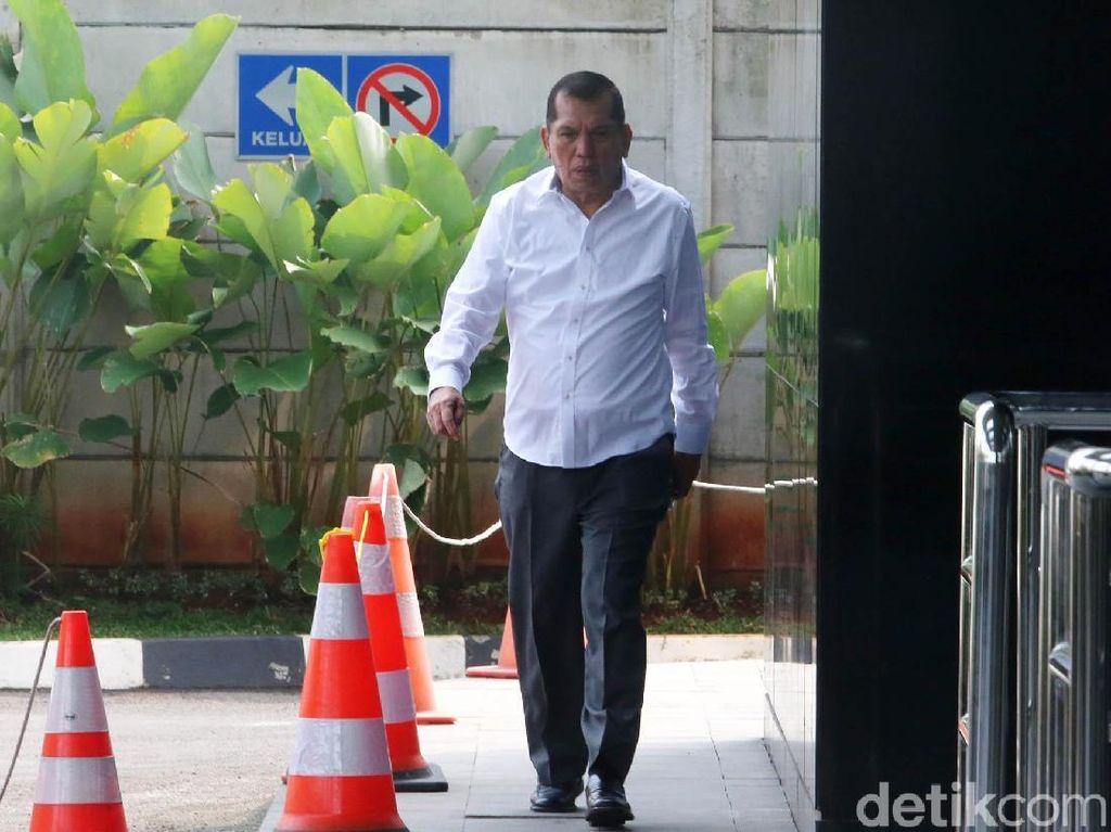 Kasus Korupsi e-KTP, KPK Panggil Eks Anggota DPR Chairuman Harahap