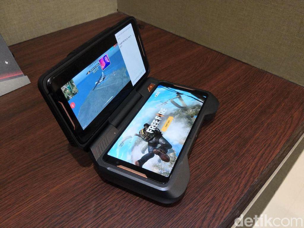 Asus Luncurkan Ponsel dan Laptop Brand ROG Buat Gamers