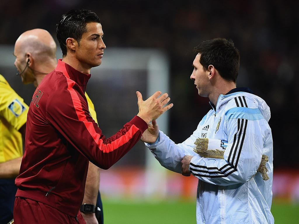 Ronaldo dan Messi Bukan Pemain Spesial buat Gelandang Satu Ini