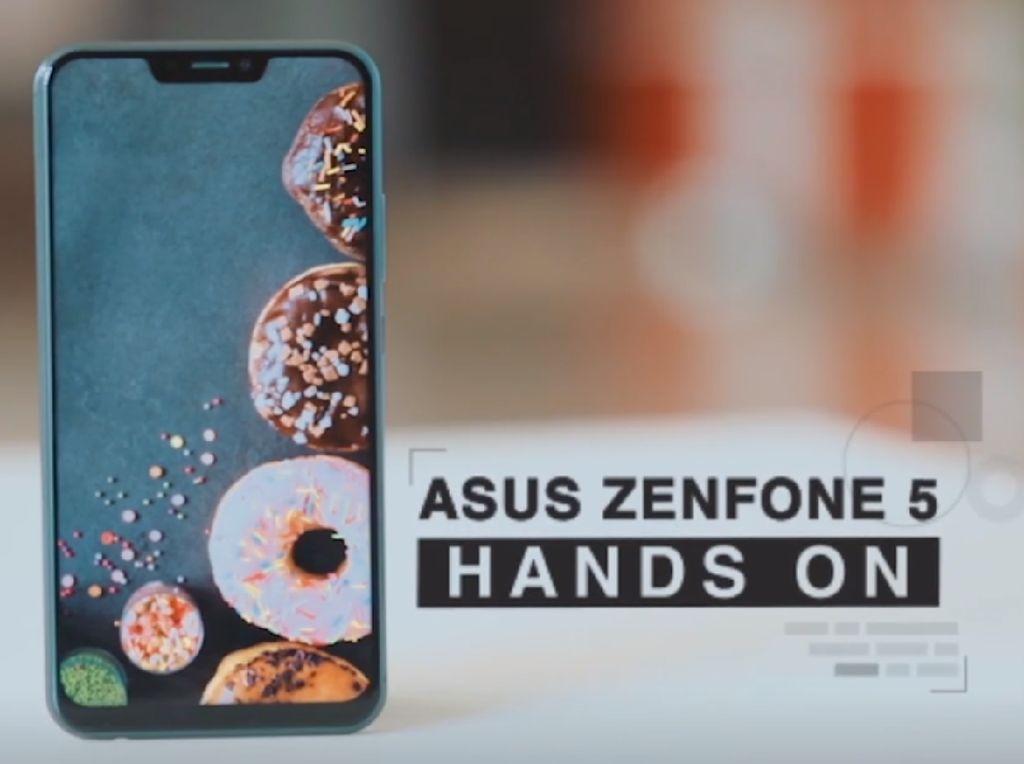 Hands On Asus Zenfone 5