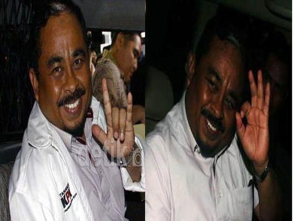 PKS Bela Luthfi Hasan yang Salam Metalnya di KPK Diungkit PDIP