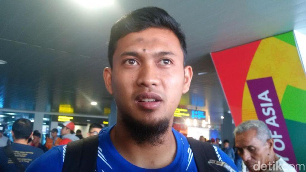 Kiper-kiper Persib Bandung Dituntut Modern