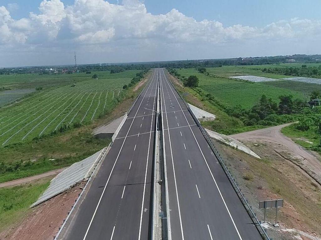 Tol Palembang-Betung Ditargetkan Selesai 2020