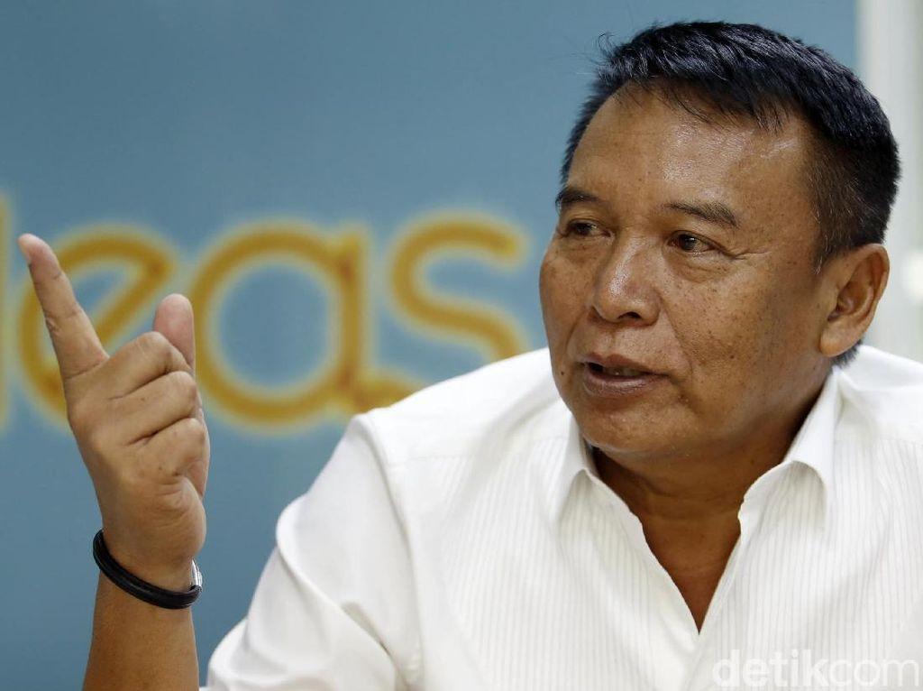 PDIP Heran JK Bicara soal Kekosongan Kepemimpinan saat Bahas Habib Rizieq