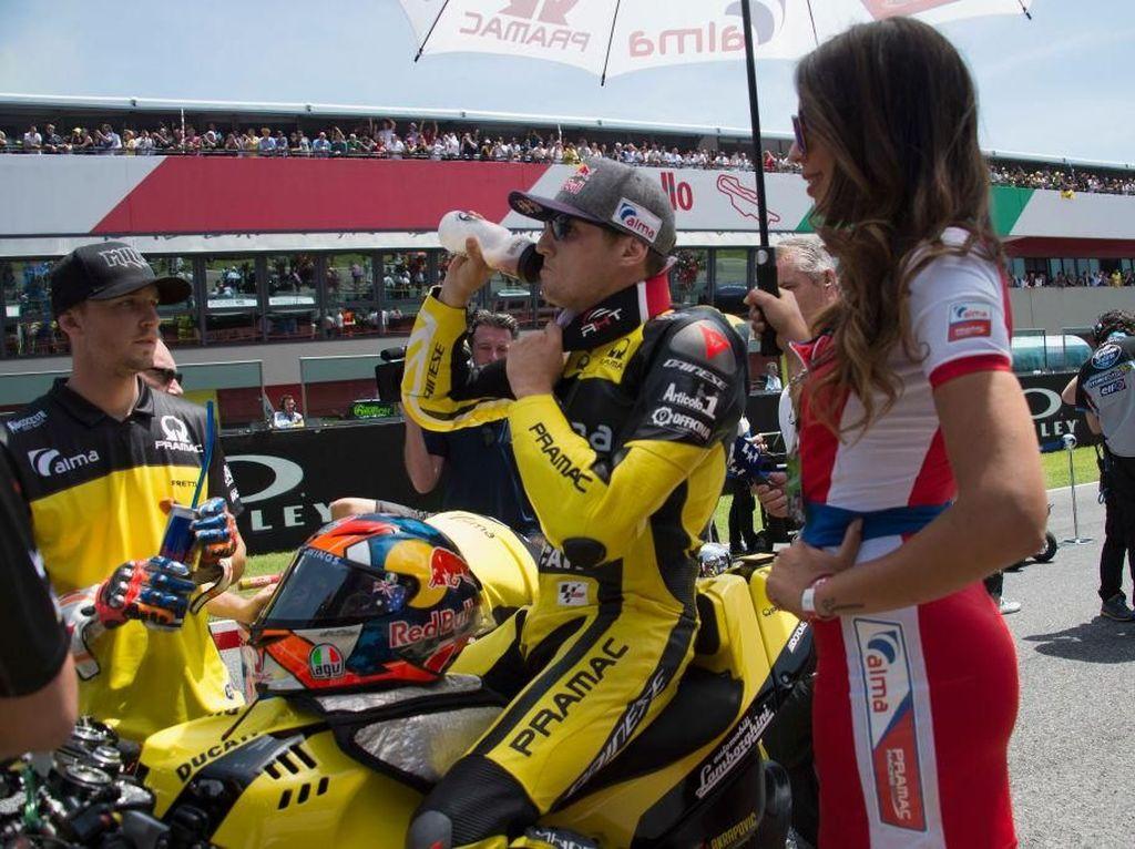 Tentang Berakhirnya Rentetan Poin Jack Miller di MotoGP 2018
