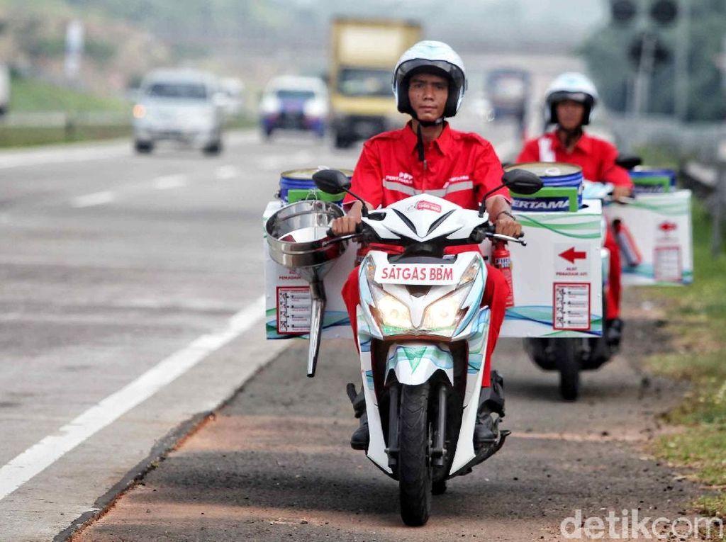 Ada 112 Titik BBM di Trans Jawa saat Mudik: SPBU hingga Motor