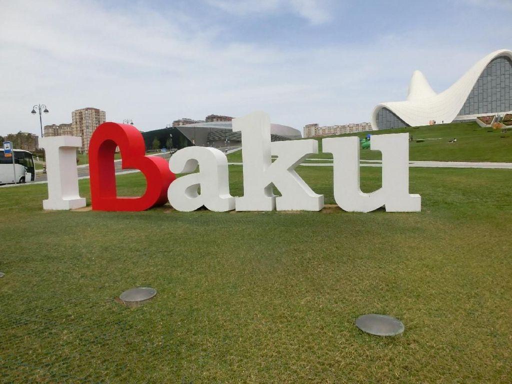 Keren! Ada Jurusan Bahasa Indonesia di Azerbaijan