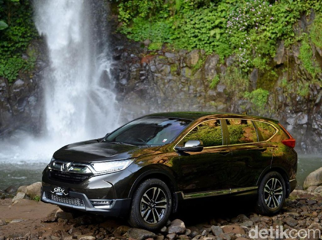 Penjualan Mobil-mobil SUV Honda Ngebut