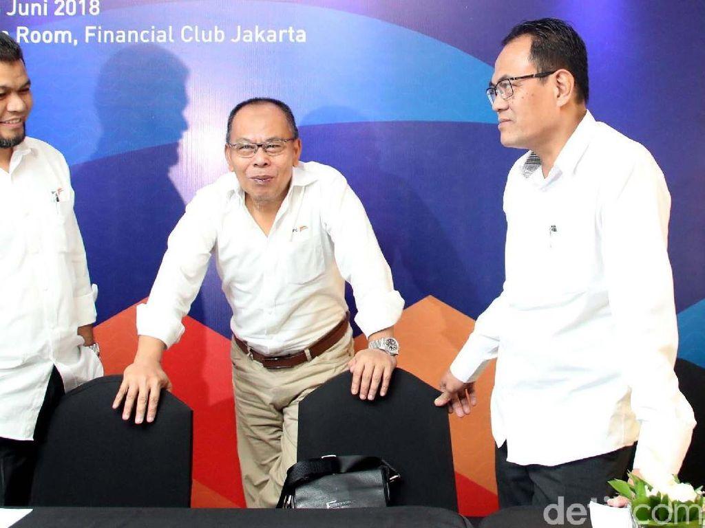 Jasa Armada Indonesia Gelar RUPS