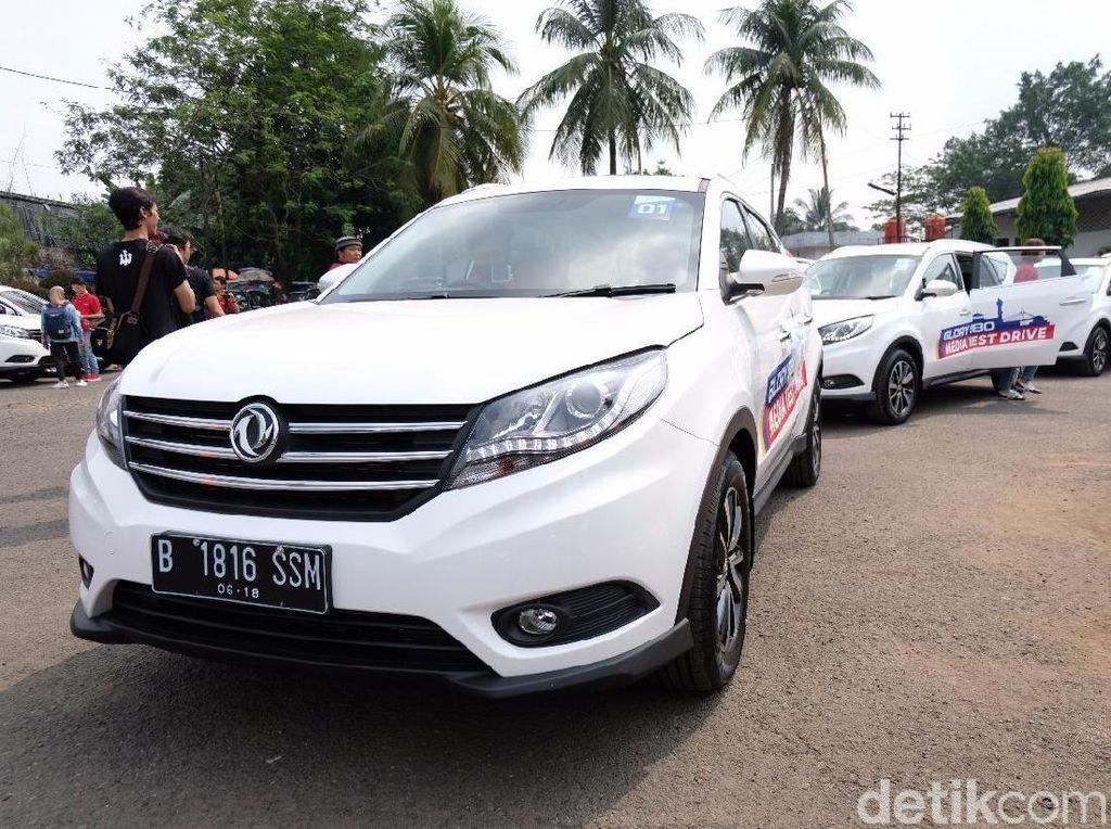 Melirik Penjualan SUV China Si Penantang Honda CR-V
