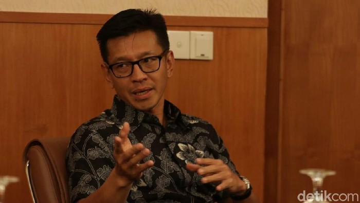 Direktur PT Persib Bandung Bermartabat (PT PBB) Teddy Tjahjono
