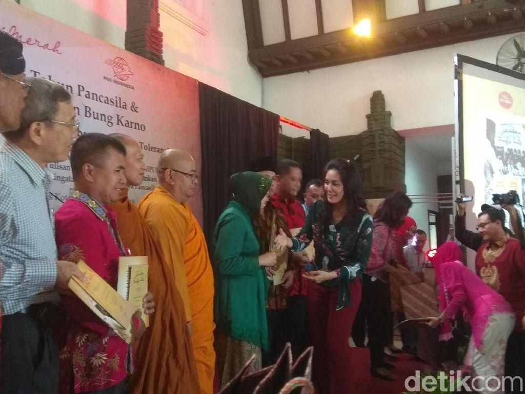 Tjamkan Pantja Sila Ramaikan Hari Lahir Bung Karno di Surabaya