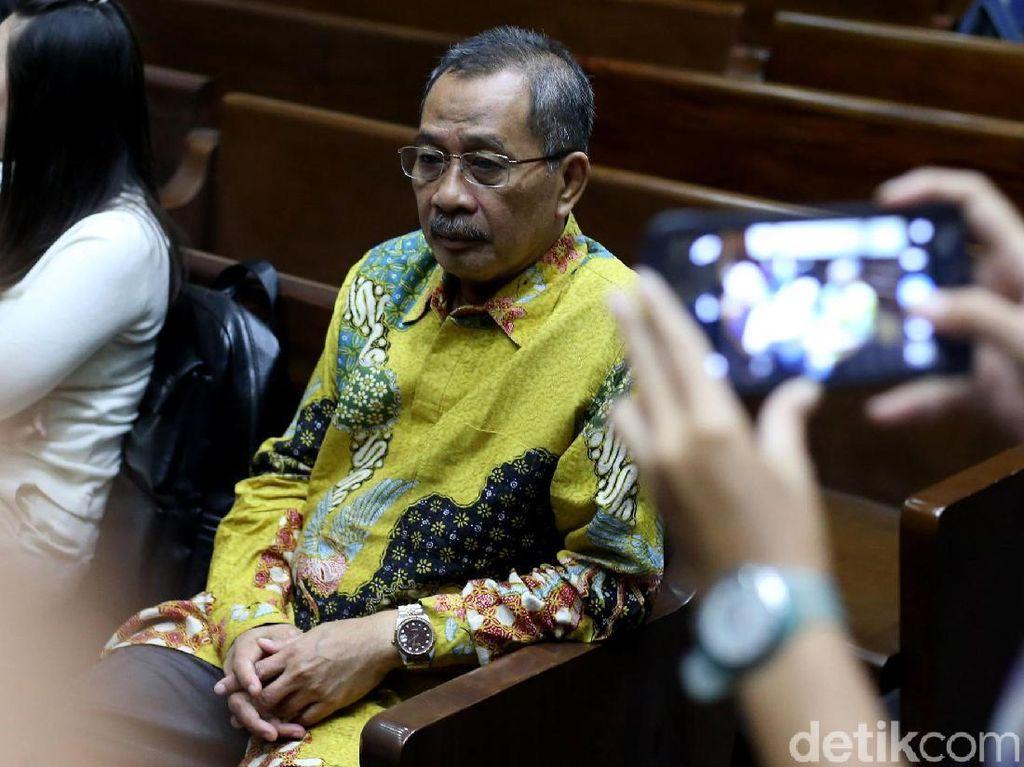 Eks Ketua PT Manado Divonis 6 Tahun Penjara