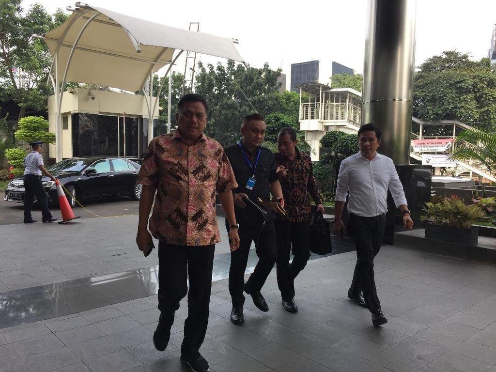 Olly dan Azis Syamsuddin Penuhi Panggilan KPK Terkait Kasus e-KTP