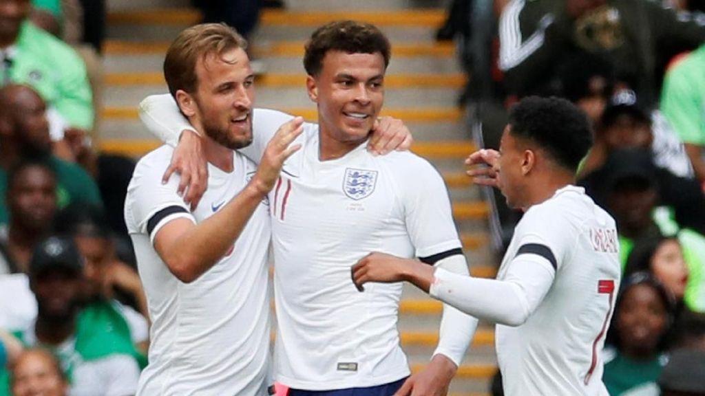 Hubungan Dele Alli-Kane Putus, Inggris akan Kalah?