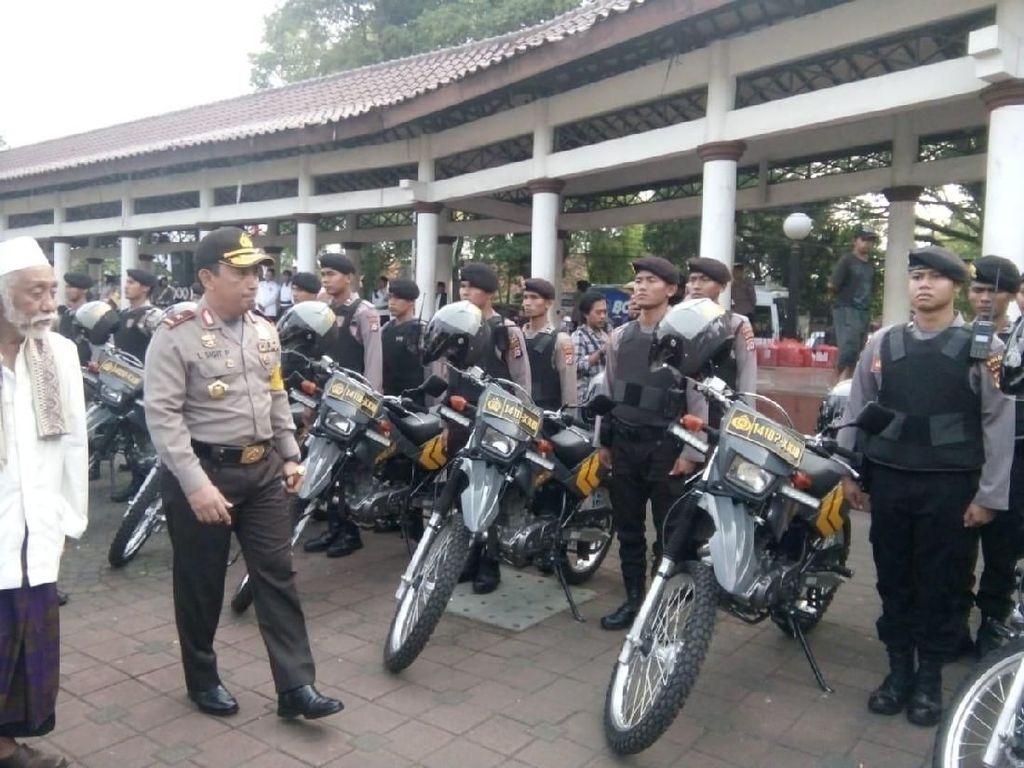 5.093 Personel Gabungan Amankan Mudik dan Lebaran di Banten