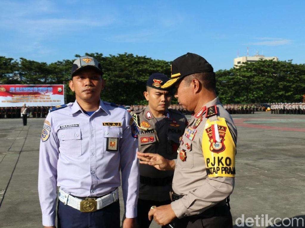3.500 Polisi Amankan Lebaran di Sulsel