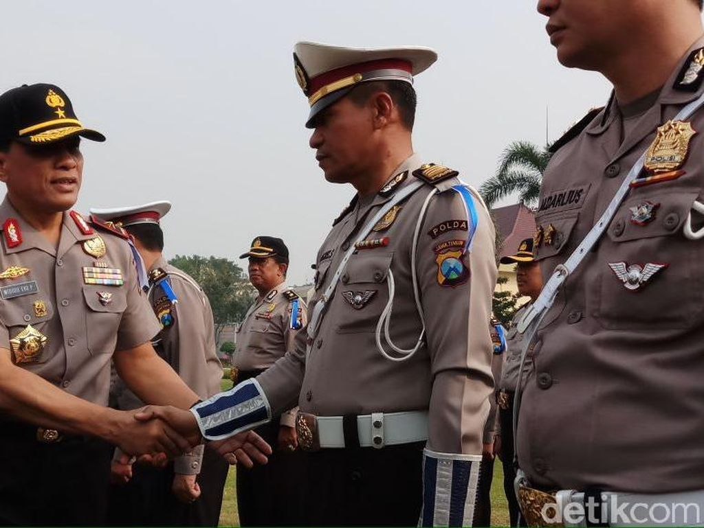 Operasi Ketupat, Polisi Antisipasi Empat Potensi Kerawanan Ini
