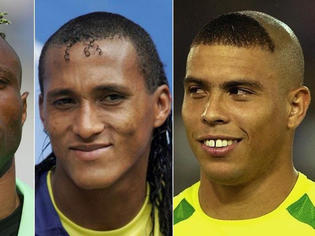 Foto: Ragam Gaya Rambut di Piala Dunia