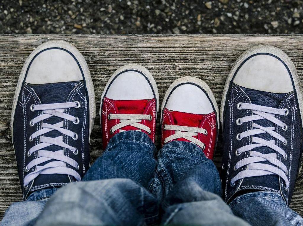 Tips Memilih Sepatu Agar Kaki Tetap Sehat dan Bebas Lecet