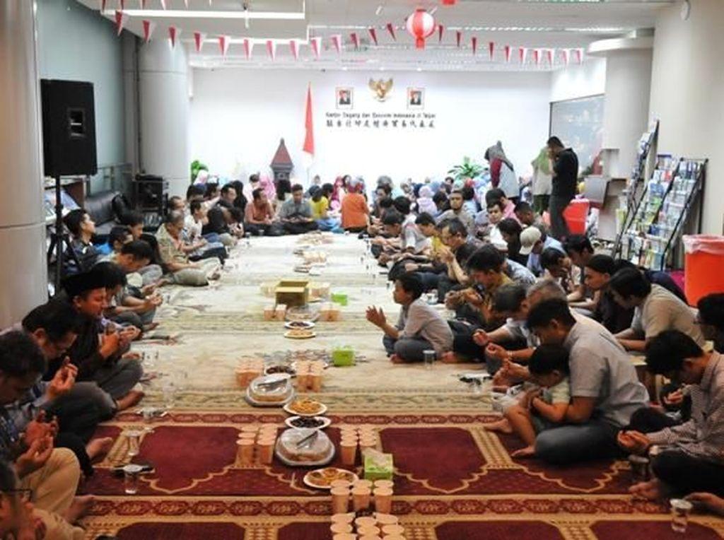 Safari Ramadan Taiwan: dari Silaturahmi sampai Persiapan Pemilu 2019 Damai