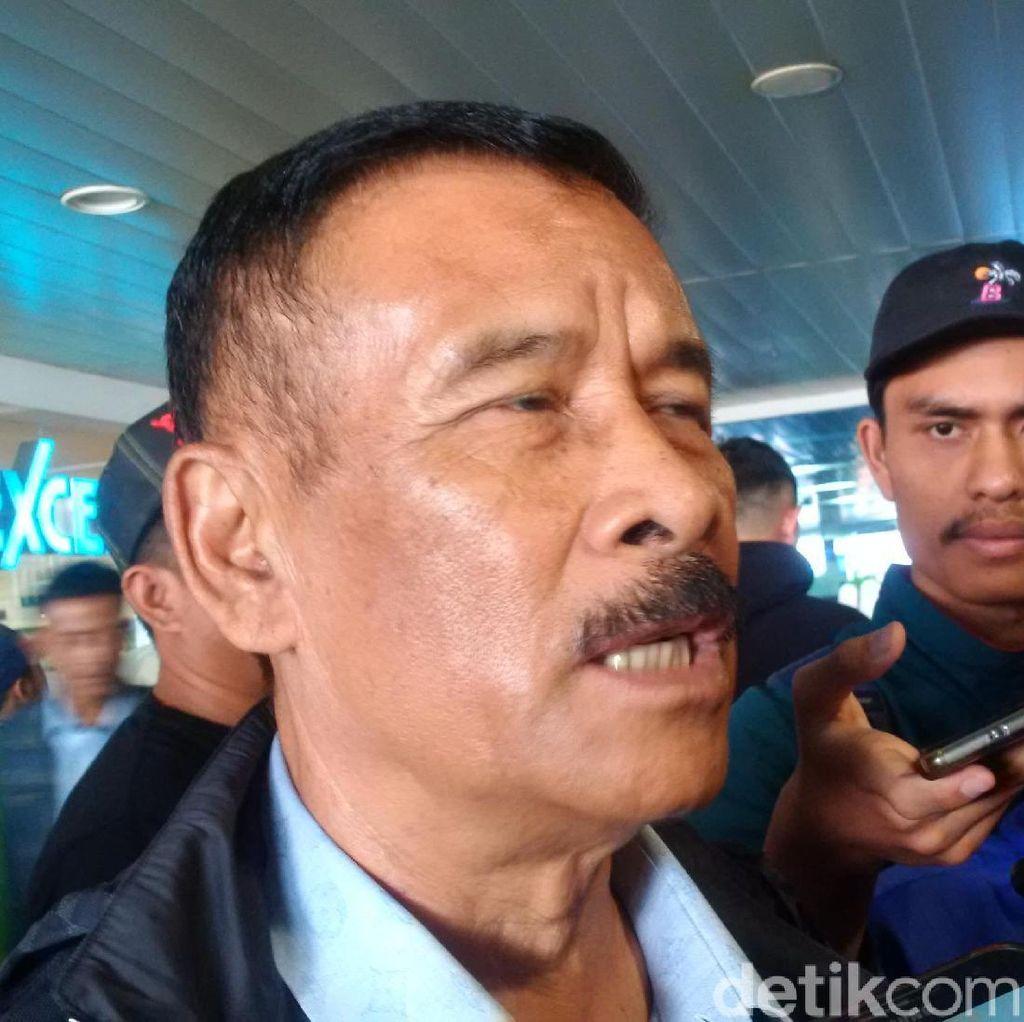 Kemenangan Persib Atas PSMS Jadi Kado Ultah Untuk Umuh