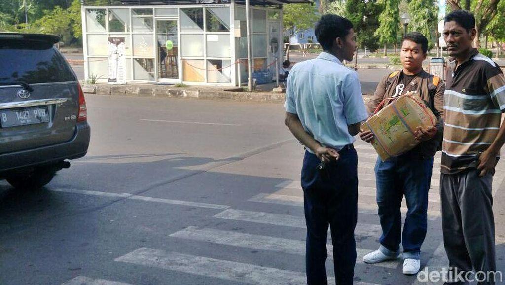 Waduh, Penumpang Masih Nyasar ke Terminal Lama Bandara Semarang